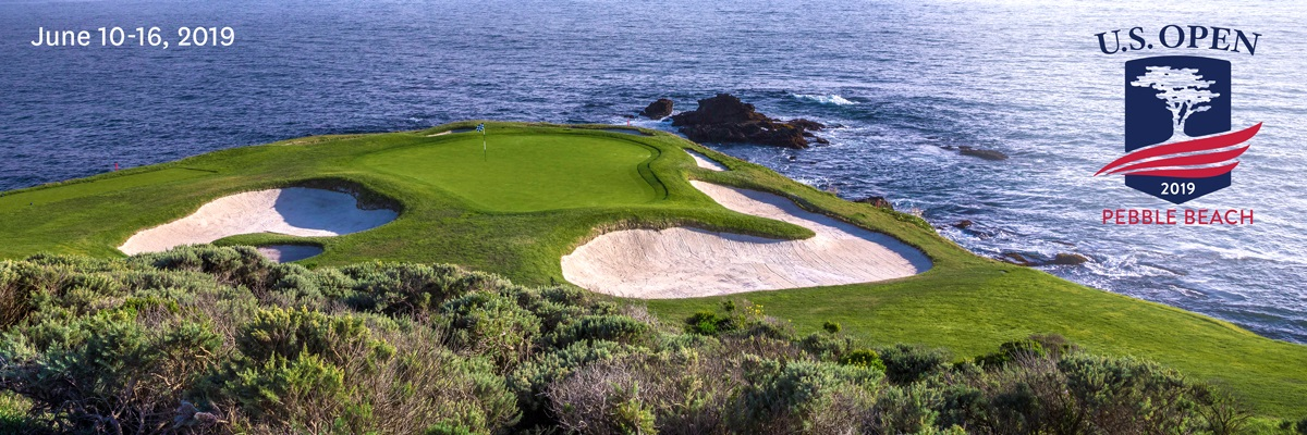 2019 U.S. OPEN at Pebble Beach