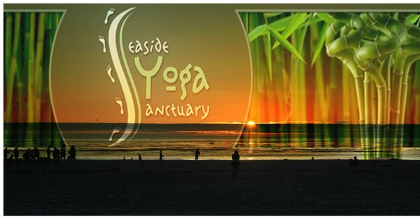 Seaside Yoga Sanctuary Grand Opening Ribbon Cutting