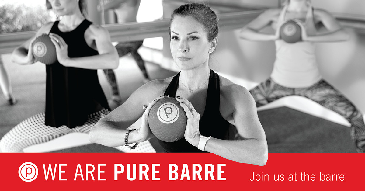 Pure Barre Carmel Ribbon Cutting