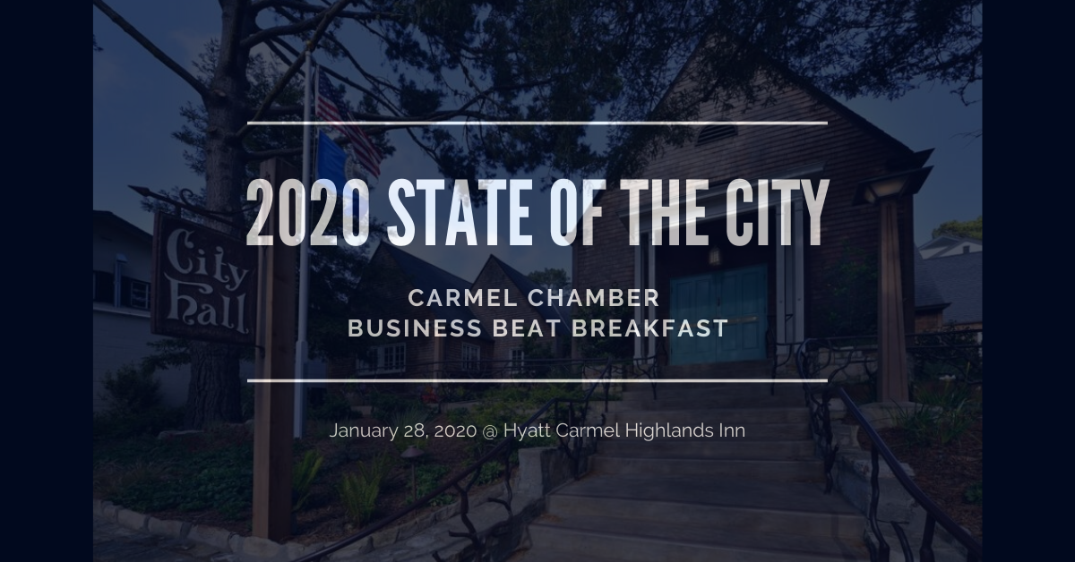 Business Beat Breakfast - State of the City