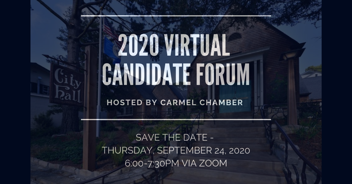 2020 Virtual Candidate Forum